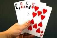 Gambling-cards