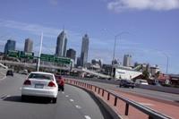 Freeway-Perth-skyline
