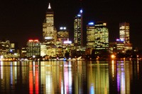 Perth_skyline_at_night