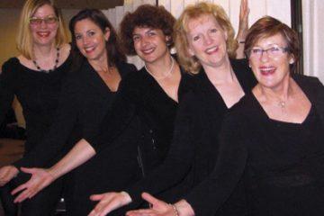 WASOs-singing-doctors-Susanna-Fleck--Katie-Langdon-Olga-Ward-Jenny-Fay-and-Moira-Westmore