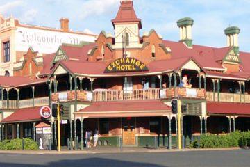 Kalgoorlie exchange-hotel