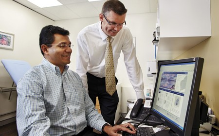 Dr-Tim-Chappell-with-Dr-Michael-Kurian450