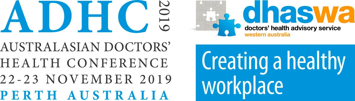 AUSTRALASIAN DOCTORS' HEALTH CONFERENCE 2019