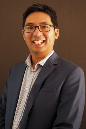 Dr Wei-Sen Lam, Oncologist, Perth