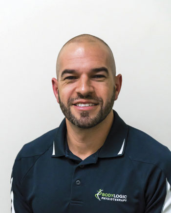 Dr JP Caneiro, PhD, Specialist Sports Physiotherapist, Shenton Park