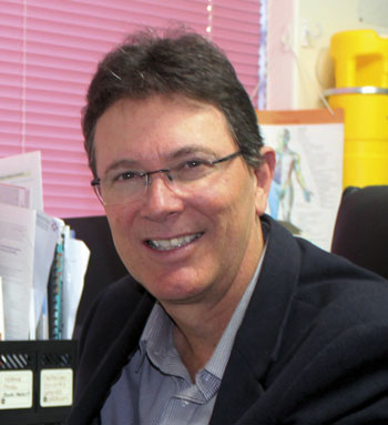 Dr David Oldham, Medical Director and Chair of the Doctors Health Advisory Service WA