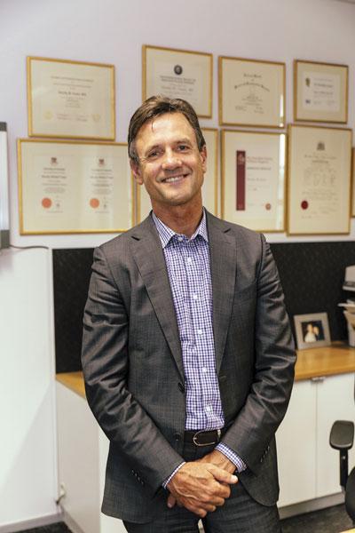 Dr Tim Cooper
