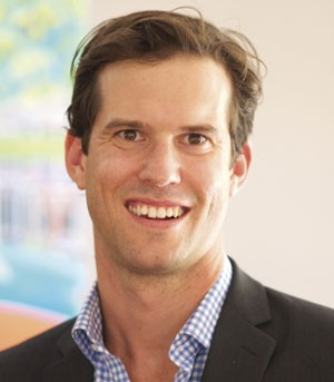 Dr Tom Cunneen, Ophthalmologist, SCGH & Subiaco