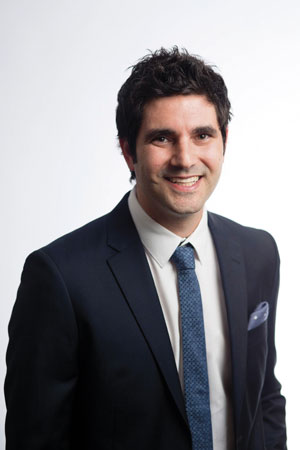 Dr Trent Barrett, Urologist