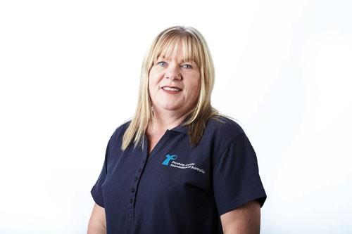 Ms Julie Sykes, Prostate Cancer Specialist Nurse, Joondalup