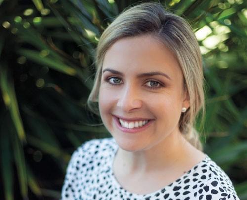 Dr Kyla Smith, paediatric dietitian