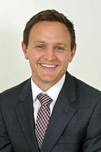 Dr Antony Clark, Ophthalmologist, Lions Eye Institute