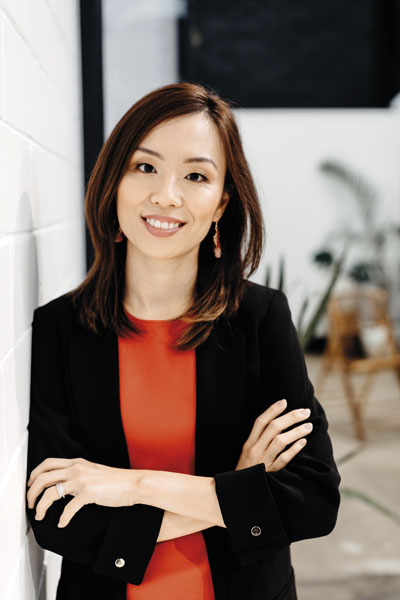 Charlyn Ooi, paediatric dietitian and credentialed diabetes educator