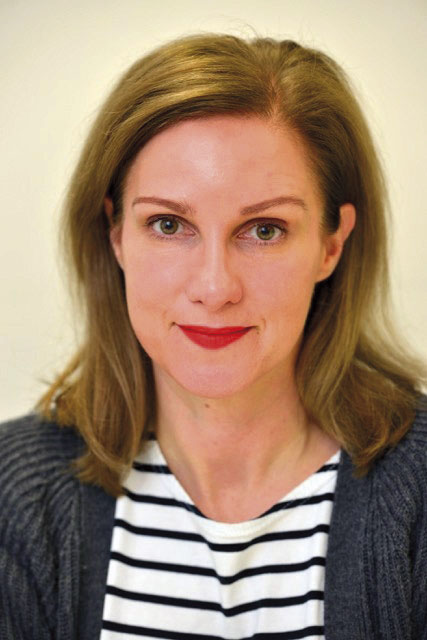 Dr Michaela Lucas, clinical immunologist and allergist