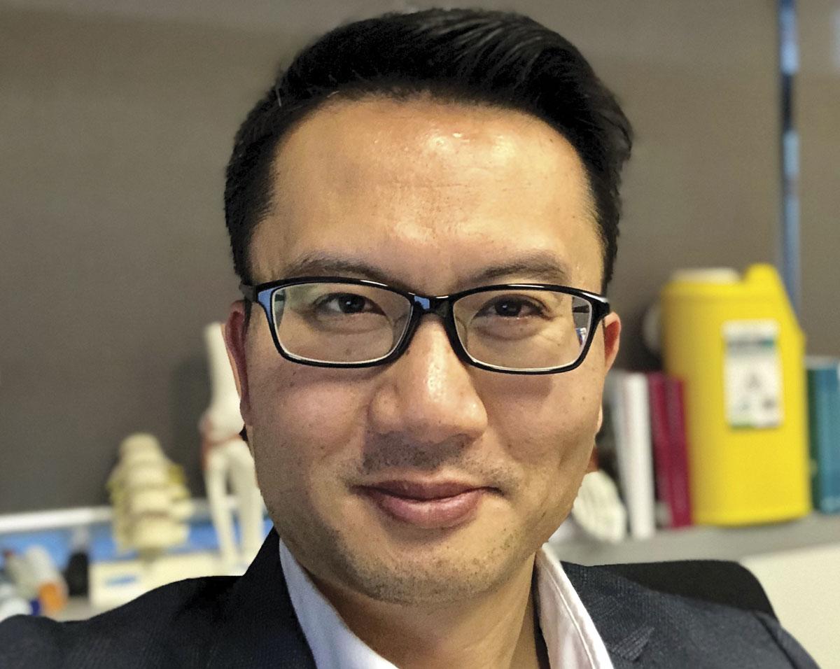 Dr Ai Tran, Rheumatologist, Murdoch