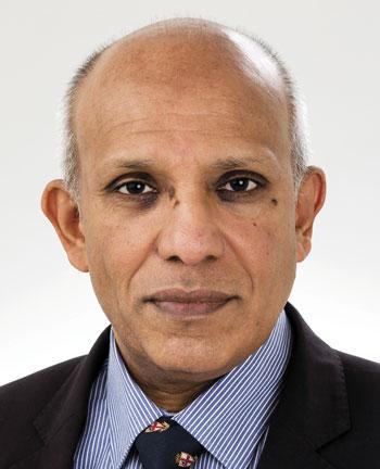 Head of RPH's Trauma Service Dr Sudhakar Rao