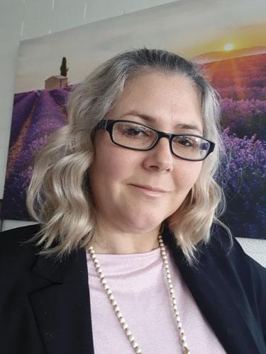 Associate Professor of Digital Innovation in Health and Health Pedagogy at the University of Tasmania, Dr Kerryn Butler-Henderson.