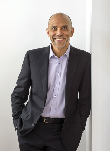 Professor Moyez Jiwa, Associate Dean of Notre Dame's Melbourne Clinical School