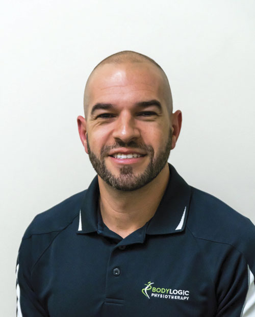 Dr JP Caneiro PhD, Specialist Sports Physiotherapist, Shenton Park