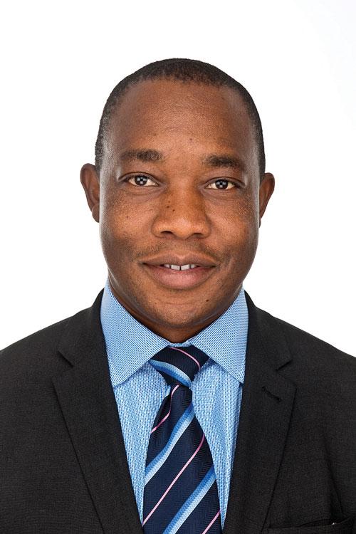 Dr Tapuwa Musuka, Neurologist