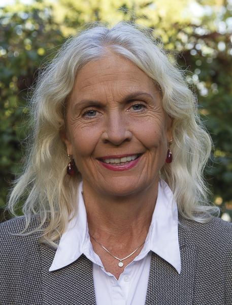 Dr Anna Stavdal, President Elect of WONCA