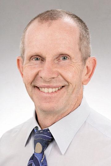 Dr Mark Thomas, Nephrologist