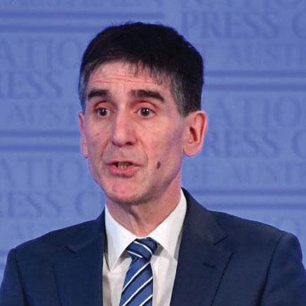 President of the AMA, Dr Tony Bartone