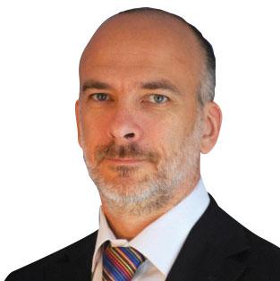 Dr Scott Claxton, Respiratory Physician