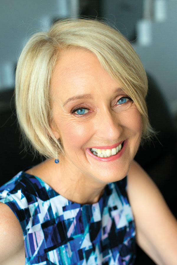 Dr Jenny Brockis, GP and workplace consultant